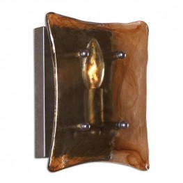 Vetraio Ii 1 Light Glass Wall Sconce