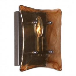 Vetraio Ii 1 Light Glass Wall Sconce