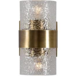 Marinot Gold 2 Light Sconce