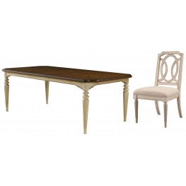 Provenance Rectangular Extendible Dining Room Set