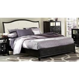 Jacqueline Queen Platform Bed