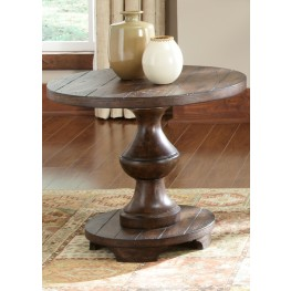 Sedona Kona Brown End Table