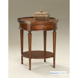 Plantation Cherry 2311024 Accent Table