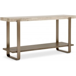 Cityscapes Stone Griffith Console Table