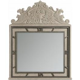 Arch Salvage Mist Benjamin Mirror