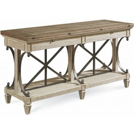 Arch Salvage Cirrus Vaux Sofa Table