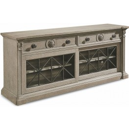 Arch Salvage Mist Townley Entertainment Console