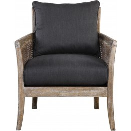Encore Dark Gray Armchair