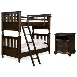 Paula Deen Guys Smartstuff Bunk Bedroom Set