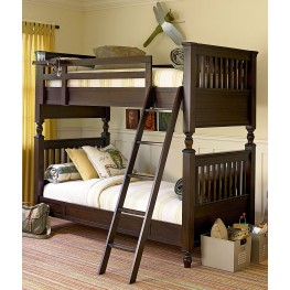 Paula Deen Guys Smartstuff Twin Over Twin Bunk Bed