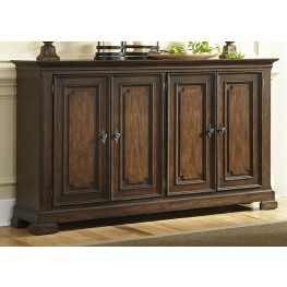 Armand Antique Brownstone Buffet