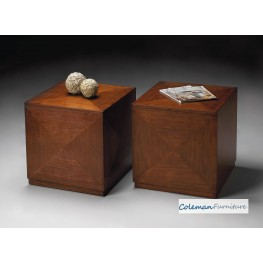 Chestnut Burl Bunching Cube