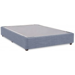 Coco Sapphire King Platform Bedroom Kit and Cover