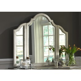 Magnolia Manor Antique Vanity Mirror