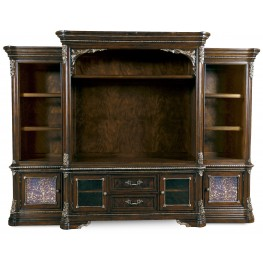 Gables Entertainment Wall Unit