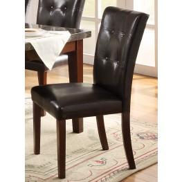 Decatur Espresso Side Chair Set of 2