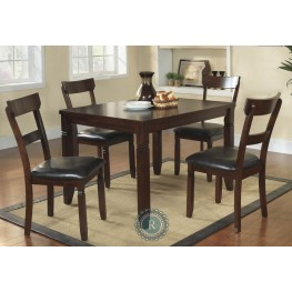 Oklahoma 5-Piece Pack Dinette Set