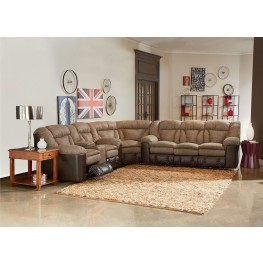 Talon Sahara Sand Sectional From Lane Furniture