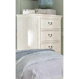 Bayside Youth White 5 Drawer Chest