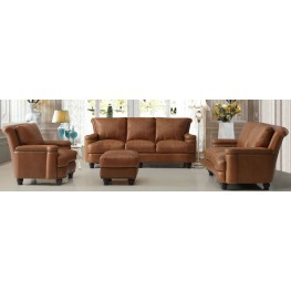 Hutton Saddle Living Room Set