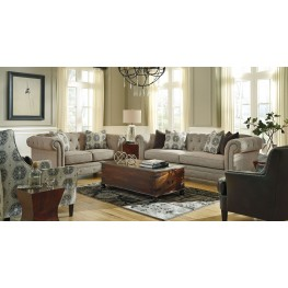 Azlyn Sepia Living Room Set