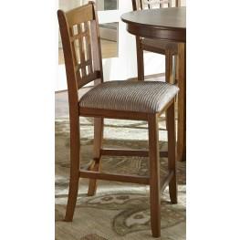 Santa Rosa 30 Inch Upholstered Barstool Set of 2