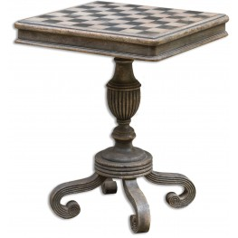 Gwennan Wooden Game Table