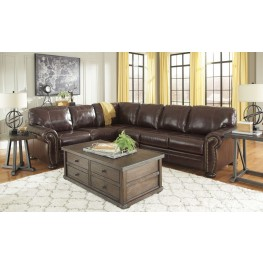 Banner Coffee RAF Sectional