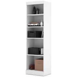 """26162 Pure White 25"""" Open Storage Unit"""