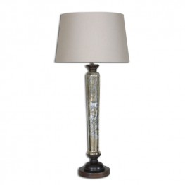 Cassini Mercury Glass Buffet Lamp
