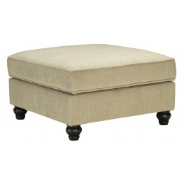 Kerridon Putty Ottoman With Storage