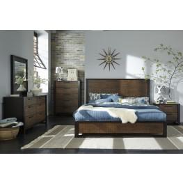 Axel Platform Bedroom Set
