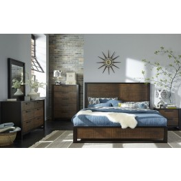 Axel Platform Bedroom Set