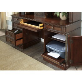 Brayton Manor Jr Drawer Executive Credenza