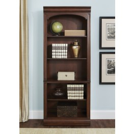 Brayton Manor Jr Executive Open Bookcase