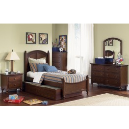 Abbott Ridge Youth Panel Bedroom Set