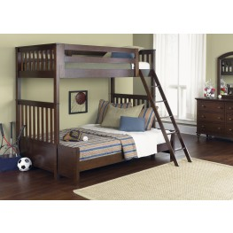 Abbott Ridge Twin over Twin Bunk Bed