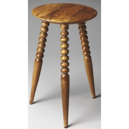 Fluornoy Artifacts Accent Table