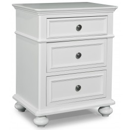 Madison Natural White Nightstand