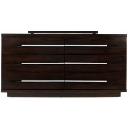 Manola Coffee 6 Drawer Dresser