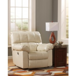 Kennard Cream Rocker Recliner