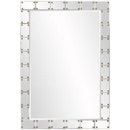 Remington Studded Mirror