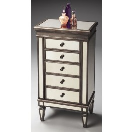 Masterpiece Mirror Jewelry Chest