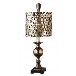 Alita Champagne Buffet Lamp