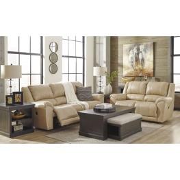 Yancy Galaxy Reclining Living Room Set