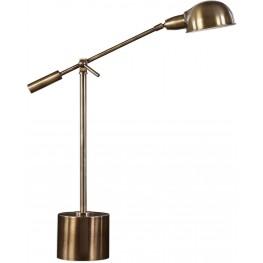 Herndon Brass Desk Lamp