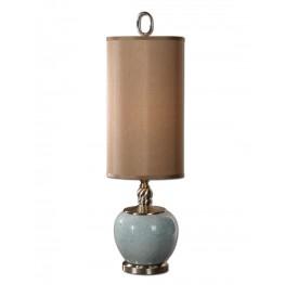 Lilia Light Blue Buffet Lamp