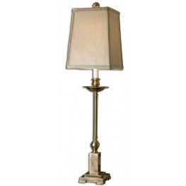 Lowell Bronze Buffet Lamp