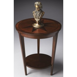 Loft Nutmeg Accent Table