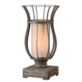 Minozzo Bronze Accent Lamp